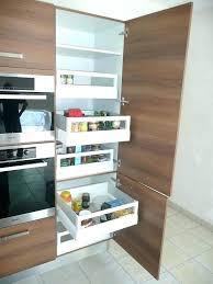 colonne de rangement cuisine rangement colonne cuisine rangement coulissant cuisine les 25