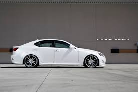 lexus club usa slammed white is 250 on cw s5 clublexus lexus forum discussion