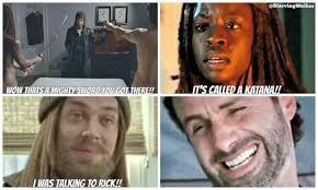 Walking Dead Rick Meme - the walking dead first 2 6b episodes give us great memes