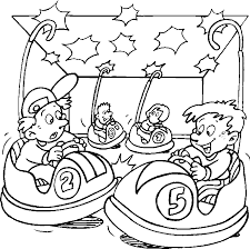 carnival games coloring pages photo 614310 gianfreda coloring