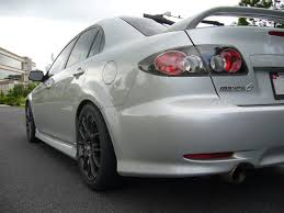 mazda zoom zoom genuwine918 2005 mazda mazda6 specs photos modification info at