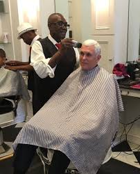 cheap haircuts indianapolis mike pence on twitter great to stop in for a quick haircut at