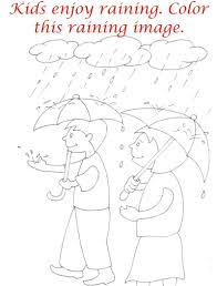 rainy season drawing for kids kids coloring europe travel