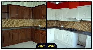 peindre les meubles de cuisine fraîche meuble cuisine a peindre rénovation salle de bain