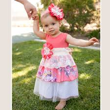 she bloom dress for baby and toddlers