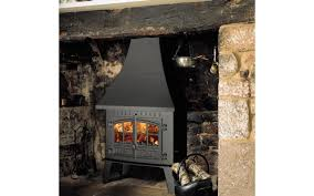 hunter inglenook low output woodburning multi fuel stove