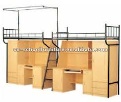 l doctor brand bunk bed with desk and wardrobe buy bunk bed with