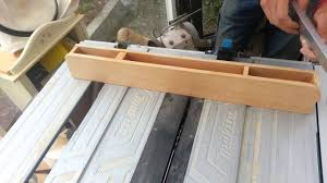 how to make a biesemeyer type fence makita mlt 100 table saw rip