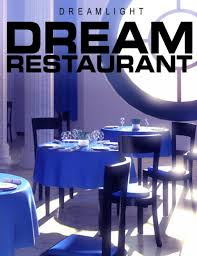 dream restaurant 3d models and 3d software by daz 3d