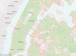 Dazzling New York City Wallpaper Black And White Safety Equipment Us by Map Shows Safe Streets Based On Google Street View Images Daily