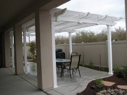 this is our past work for vinyl patio covers located in modesto ca