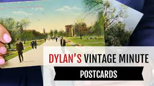 why antique postcards are so cheap and collectible
