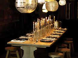 Candelabra Home Decor Dinner Party For 8 Part 2 Earnest Home Co Table All Set And Ready
