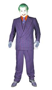 joker costume u2013 prop store ultimate movie collectables
