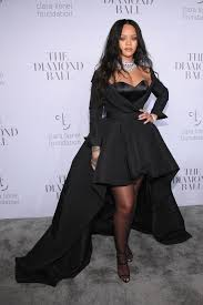 Hit The Floor Lionel - rihanna and emily ratajkowski both wow in striking black ensembles
