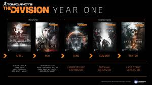 Tom Clancy S The Division Map Size Ubisoft And Massive Outline Post Launch Content For Tom Clancy U0027s