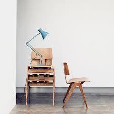 buy anglepoise margaret howell type75 desk lamp saxon blue amara