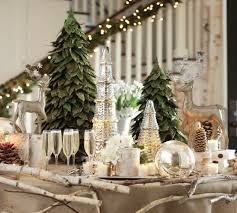 Holiday Table Decorating Ideas Furniture Accessories Elegant Inspiring Christmas Dining Table