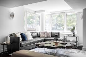 family home decor a cramped duplex becomes a chic contemporary home i décor aid