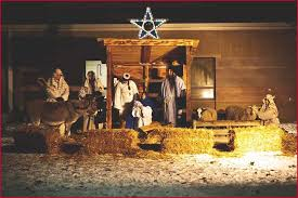 lighted outdoor nativity led nativity outdoor outdoor designs