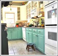 Kitchen Cabinet Painting Ideas Pictures Painted Kitchen Cabinet - Painting wood kitchen cabinets ideas