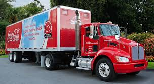 paper truck kenworth kenworth to deliver more hybrids to coca cola sae international