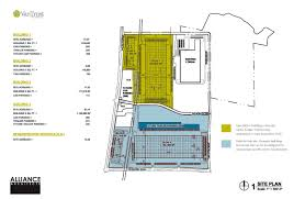 dalparc i 20 logistics site plan