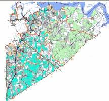 prince georges county map gis information