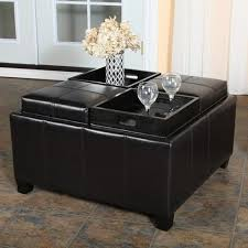 coffee tables appealing trends decoration round ottoman coffee