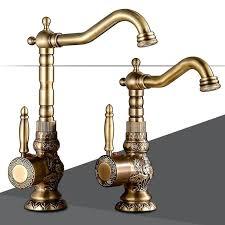 vintage kitchen faucet charming antique kitchen faucet churichard me