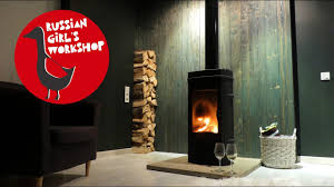 diy wood wall installation of fireplace design idea for living