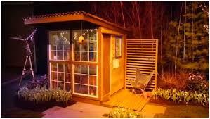 backyards winsome 8x12 backyard music studio prefab kit 74