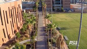 Asu Campus Map A New Palm Walk Arises Asu Tempe Campus Youtube