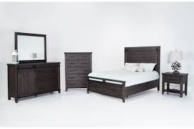 montana storage bedroom set bob s discount furniture