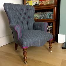 Upholstered Club Chairs by Napoleonrockefeller Com Collectables Vintage And Painted Furniture