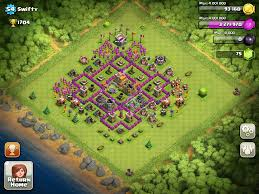 Clash Of Clans Maps Clash Of Clans Map Viewer Becauseigame Com Big