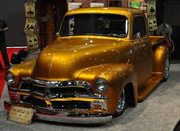 luxury trucks 1954 chevy truck luxury contest chevy trucks
