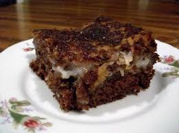 german chocolate upside down cake recipe the o u0027jays chocolate