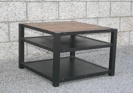 combine 9 industrial furniture u2013 modern industrial coffee table