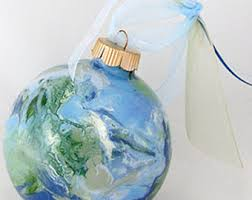 earth ornament etsy