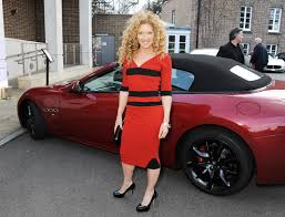 new maserati interior interior designer kelly hoppen arrives at the new maserati launch