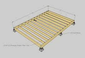how to frame a floor floor joist detail framing details xls shop building plans