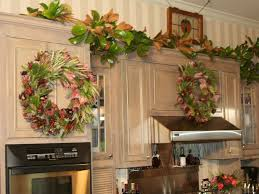 decorating kitchen island ideas christmas kitchen decorations pier