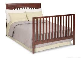 Graco Crib Mattress Size by Layla 4 In 1 Crib Delta Children U0027s Products