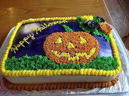 halloween cake u2013 simple