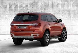 Ford Everest Facelift 2018 Ford Everest Review Release Date Price Redesign