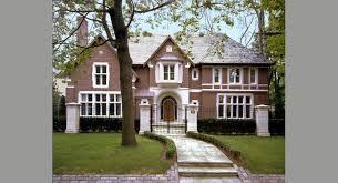 Tudor House by Red Brick Tudor Po Ku Custom Luxury Home Builders