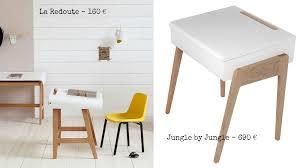 le bureau enfant le même en moins cher le bureau pupitre enfant style scandinave