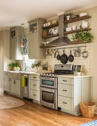 Shelf Over Kitchen Sink by Copper Pendant Over Kitchen Sink Transitional Kitchen