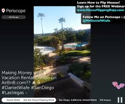 making money on airbnb by buying a short term vacation rental in